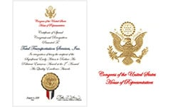 congressional-recognition