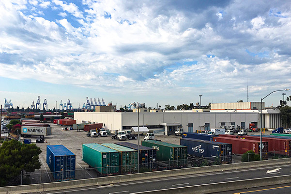 Long Beach / Los Angeles Ports