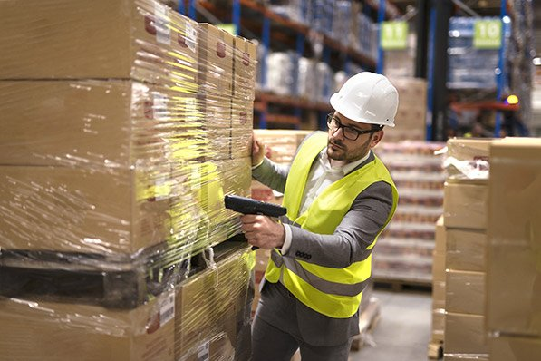 State-of-the art warehousing technology