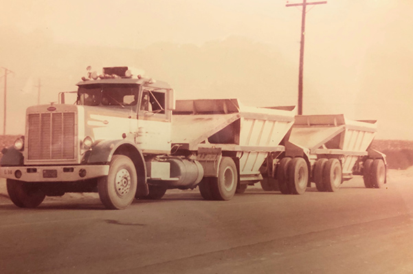 Sierra Transport began as a family owned company